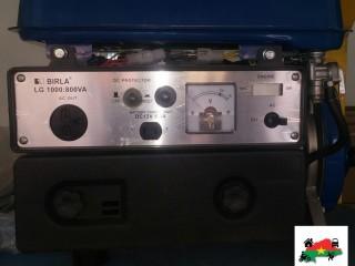 Groupe Électrogène BIRBA LG1000 800VA